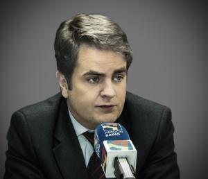 Roberto Bermudez de Castro, Consejero de Presidencia del Gobierno de Aragón