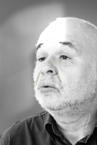 Lorenzo Arracó envejecido con Photoshop a los 70 años
